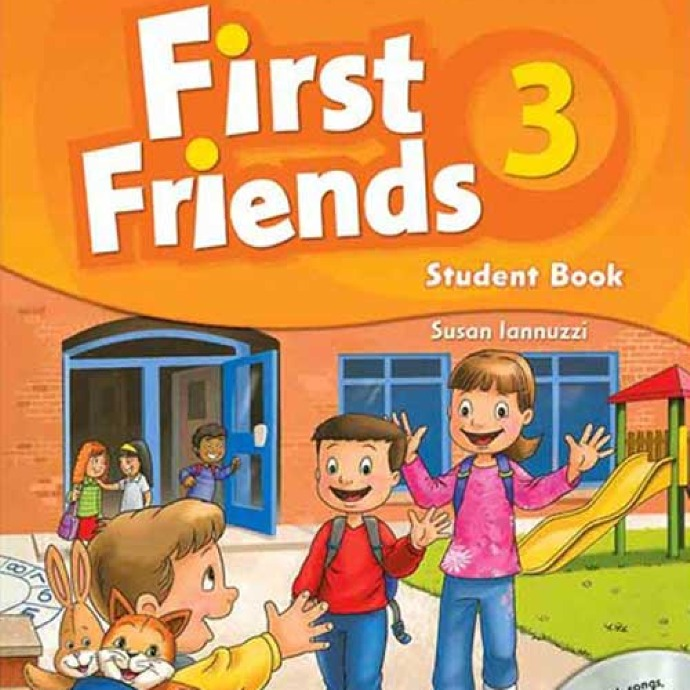 First Friends (American English) Level 3