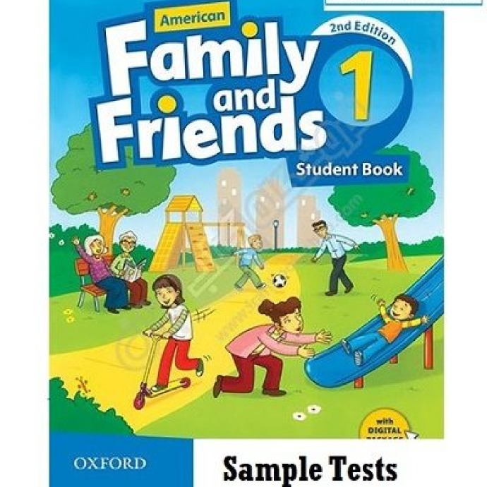 American Family and Friends 1 (second edition)